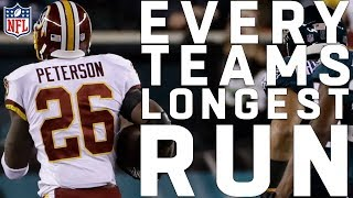 Download Every Team's Longest Run UPDATED! Video