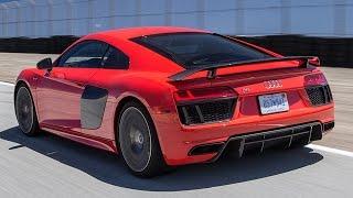 Download 2017 Audi R8 V10 (Plus) Hot Lap! - 2016 Best Driver's Car Contender Video