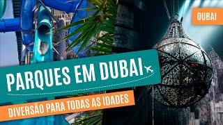 Download Parques de diversão e espetáculo em DUBAI Video