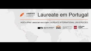 Download Laureate em Portugal - Universidade Europeia, IADE e IPAM Video