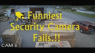 Download Funniest Security Camera Fails Compilation ► [CCTV] from Hacky's Tv Video