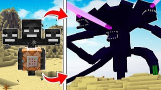 Download LIFE OF THE WITHER STORM MINECRAFT BOSS!! Video