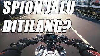 Download #131 Ngampus Bareng GSX S150 | Spion Jalu Kena Tilang? Video