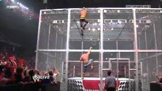 Download John Cena vs Randy Orton - Gauntlet Match Hell in a Cell Video