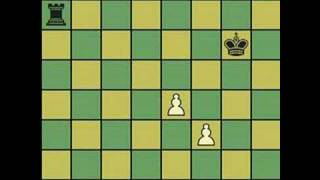 Download Chess Endgame: Rook vs. 3 Pawns Video