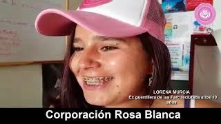 Download LORENA MURCIA Ex guerrillera de las Farc reclutada a los 10 añod Video