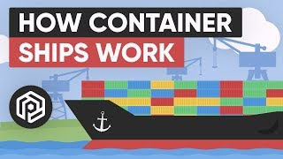 Download How Container Ships Work Video