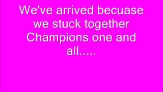 Download High School Musical-We're all in this together lyrics Video