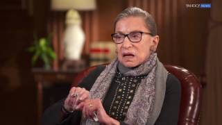 Download Ruth Bader Ginsburg being interviewed by Katie Couric Video