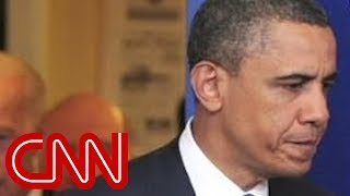 Download CNN: President Obama caught on open mic Video