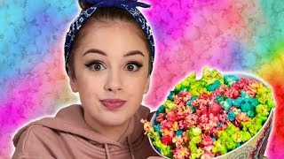 Download RAINBOW POPCORN?! | DIY TESTED! Video