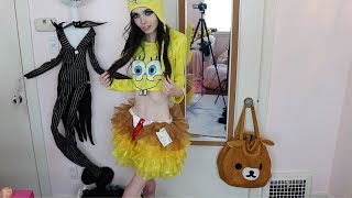 Download Halloween Shopping and Costume Try On! Video