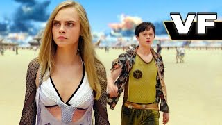 Download VALERIAN - NOUVELLE Bande Annonce VF (Luc Besson - Film 2017) Video