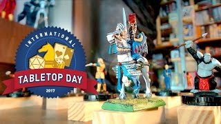 Download Board Games Come to Life! – International Tabletop Day 2017 Video