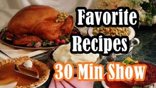 Download Traditional Thanksgiving Dinner Recipes: Turkey, Stock, Sweet Potatoes, Stuffing, Pumpkin Pie Video