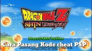 Dragon ball z shin budokai 2 cheats/hack ppsspp Free Download Video
