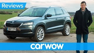 Download Skoda Karoq SUV 2018 in-depth review | Mat Watson Reviews Video
