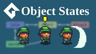 Download Object States | Game Maker Studio 2 Video