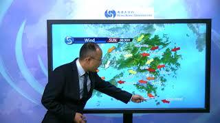 Download Central Briefing (7:00 am 27 Aug) - Lee Tsz Cheung, Senior Scientific Officer Video