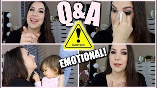 Download Q&A! Part 2 | Baby #3? Guilty Pleasure? Return to News? Video