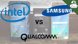 Download Who makes the best SoC: Intel vs Qualcomm vs Samsung Video