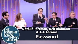 Download Password with Natalie Portman, Neil Diamond and J.J. Abrams Video