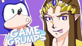 Download Game Grumps Animated - Sonic X Zelda Fanfiction Adventure Video