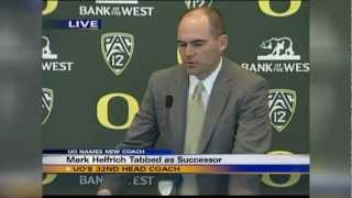 Download Mark Helfrich Introductory Press Conference Video