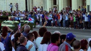 Download Sur le Malecon de la Havane, un dernier adieu à Fidel Castro Video