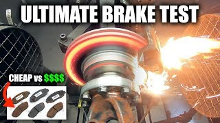 Download What Are The Best Brake Pads? Cheap vs Expensive Tested! Video