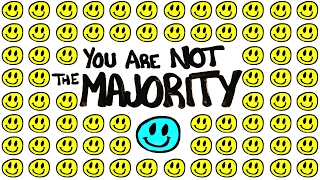 Download You Are Not The Majority Video