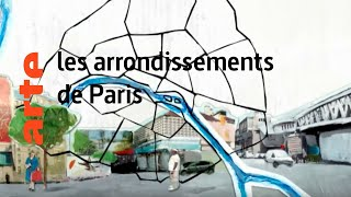 Download la ville : les arrondissements de Paris - Karambolage - ARTE Video