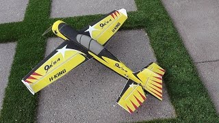 Download Future Model 48″ Yak 54 EPP Hybrid Build and Maiden Video