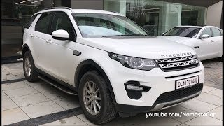 Download Land Rover Discovery Sport 2017   Real-life review Video