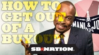 Download How To Get Out Of A Buyout; Bomani & Jones, episode 58 Video