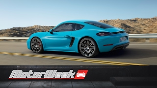 Download Road Test: 2017 Porsche 718 Cayman S - Transition of Power Video