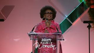 Download Jenifer Lewis Torches Kanye, Donald Trump and Kavanaugh in Power of Women Speech Video