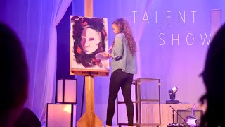 Download Art College Vlog 20 | THE TALENT SHOW Video