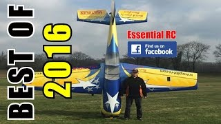 Download ① BEST OF ESSENTIAL RC 2016 | LARGE SCALE AND FAST RC ACTION Video