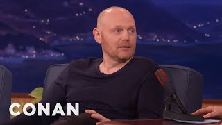 Download Bill Burr Doesn't Have A Lot Of Sympathy For Hillary Clinton - CONAN on TBS Video