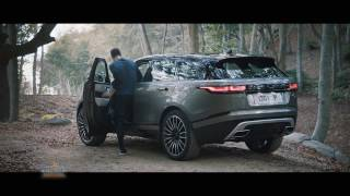 Download Land Rover Presents the New Range Rover Velar Video