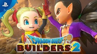 Download Dragon Quest Builders 2 - Girl Builder Opening Movie   PS4 Video