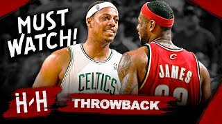 Download Throwback: LeBron James vs Paul Pierce EPIC Game 7 DUEL Highlights (2008 Playoffs) - MUST WATCH Video