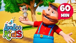 Download The Farmer in the Field - Educational Songs for Children | LooLoo Kids Video