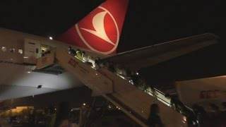 Download Full flight on Turkish airlines TK70 from Istanbul to Hong Kong part 1 Video