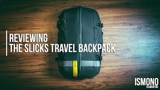 Download The perfect Carry-On Bag? Reviewing the Slicks Travel Backpack // TECH TALK Video