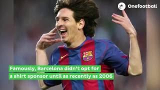 Download The History of Football Shirt Sponsorship Video