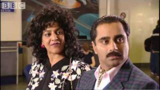 Download The Coopers: At the Airport - Goodness Gracious Me - BBC comedy Video