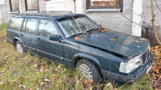 Download 1997 Volvo 940 2.3 Turbo After 6 Years of Sitting (1080p) Video