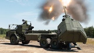 Download Fastest Howitzer in The World - Archer Artillery System Video